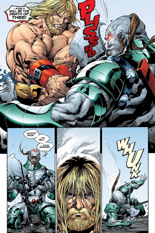 Thor (1998) Issue #49 #50 - English 21