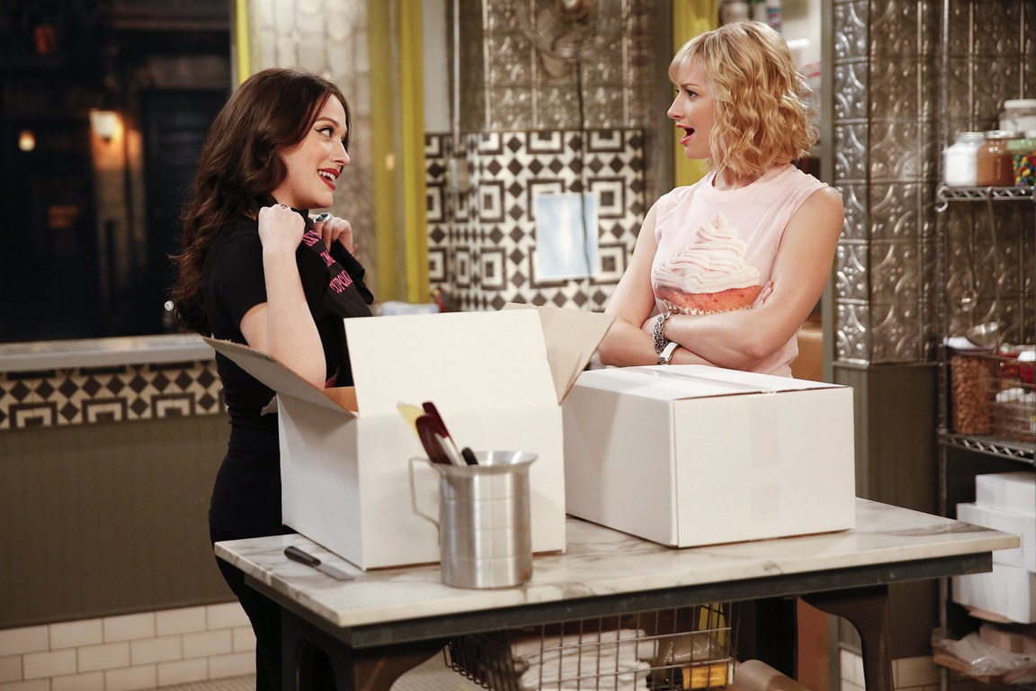 2 Broke Girls - Season 4 Episode 14: And the Cupcake Captives