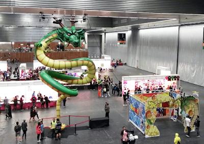 Salón del Manga (Japan Weekend) de Valencia, los próximos 25 y 26 de noviembre.