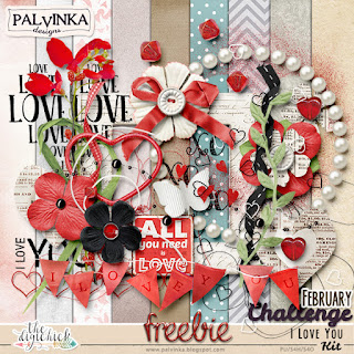 FREE kit from Palvinka!