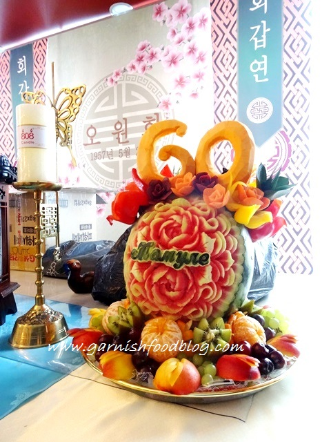 hwangap fruit style