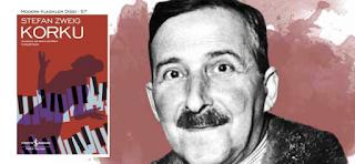 korku kitap Stefan Zweig