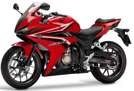 Fitur Honda CBR500R