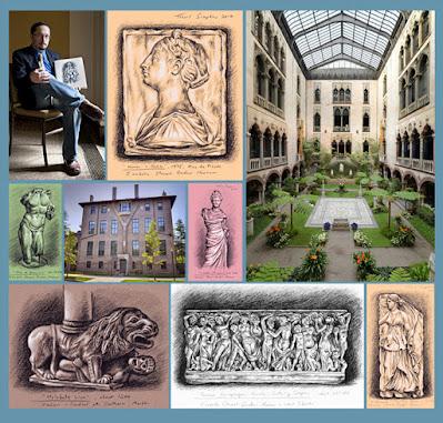 Isabella Stewart Gardner Museum and Travis Simpkins