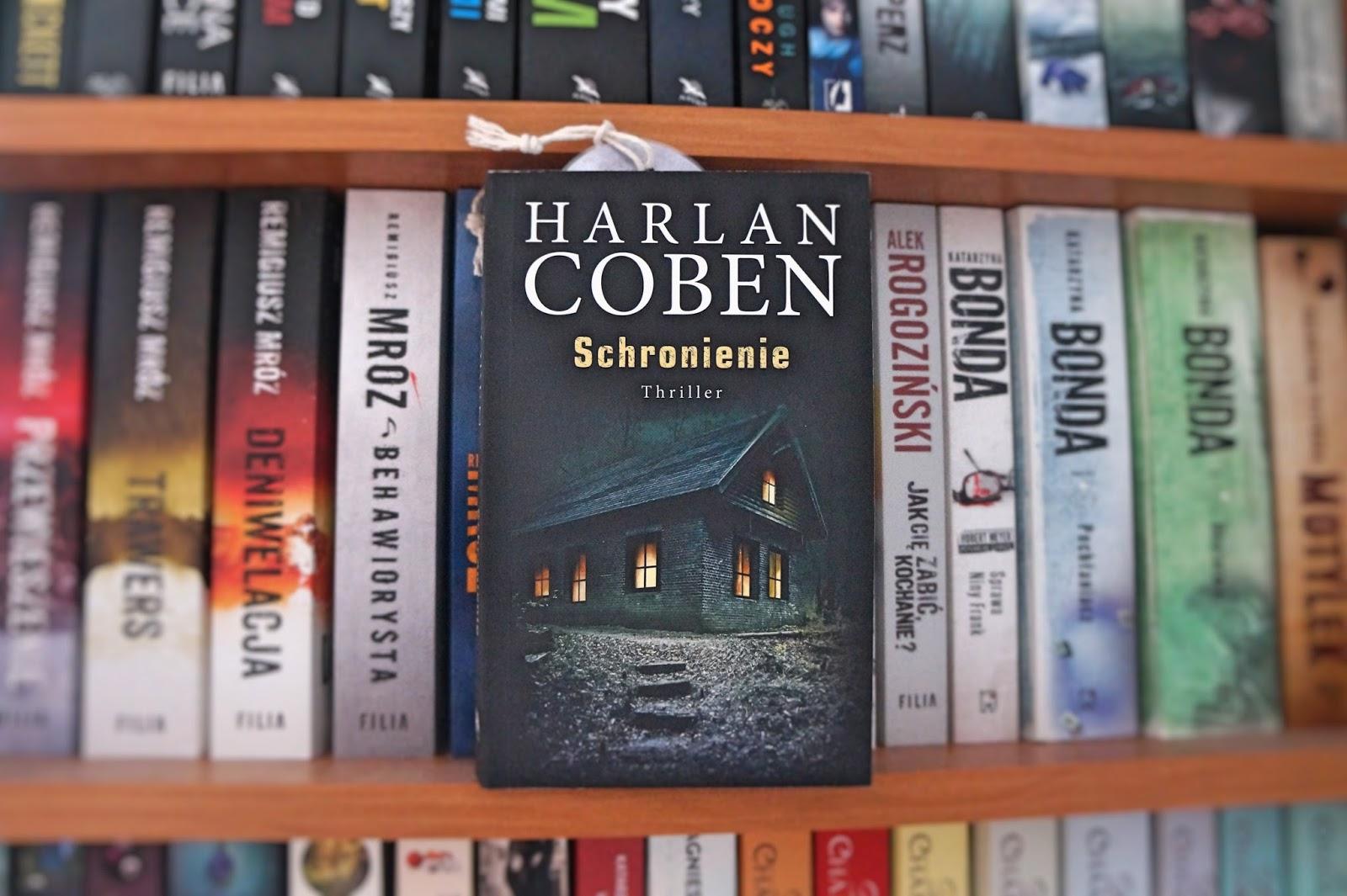 Schronienie, Harlan Coben