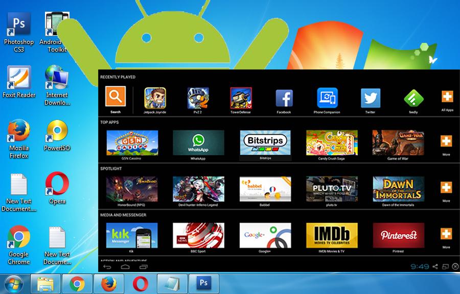 Kumpulan Pilihan Emulator Android Terbaik Yang Sering ...