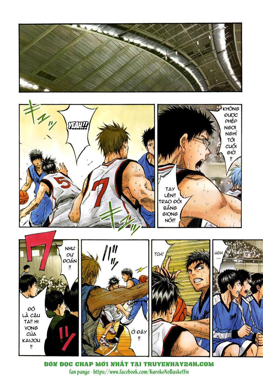 Kuroko No Basket chap 196 trang 5