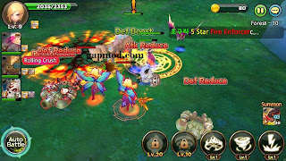 Download Dragon Striker v117 Apk | Android Games