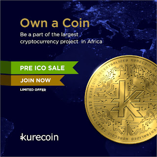Developed by Africans for Africans: KureCoinHub set to launch the first African Crytobank