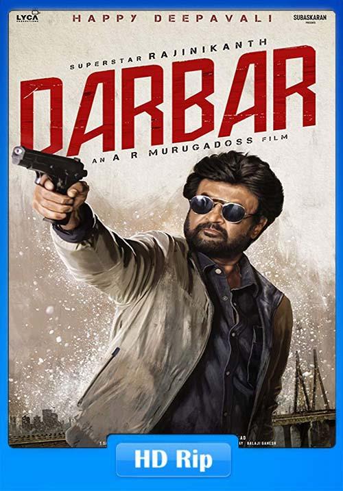 Darbar 2020 Hindi HDRip 720p ESub x264 | 480p 300MB | 100MB HEVC