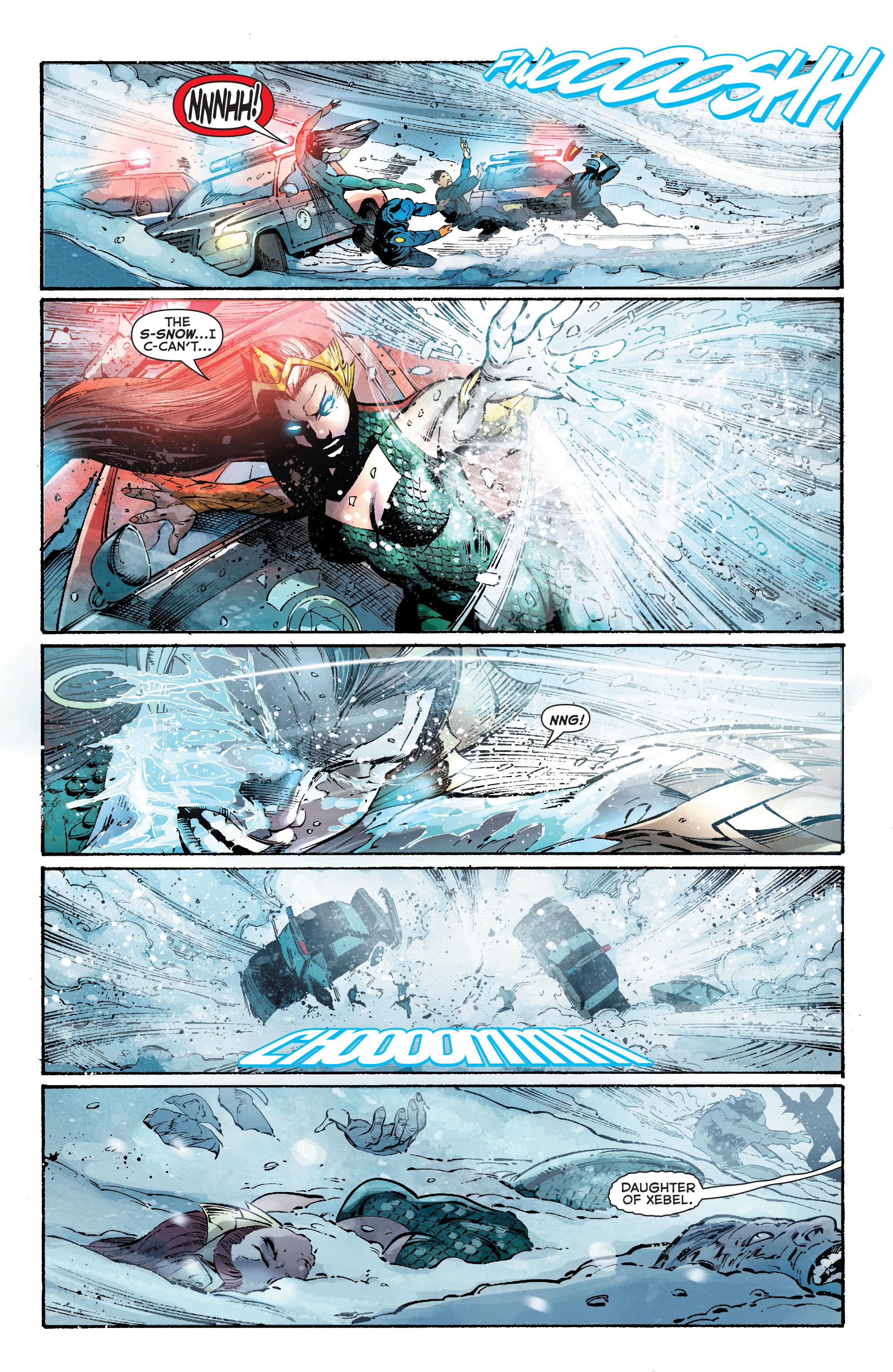 Read online Aquaman (2011) comic -  Issue #18 - 19