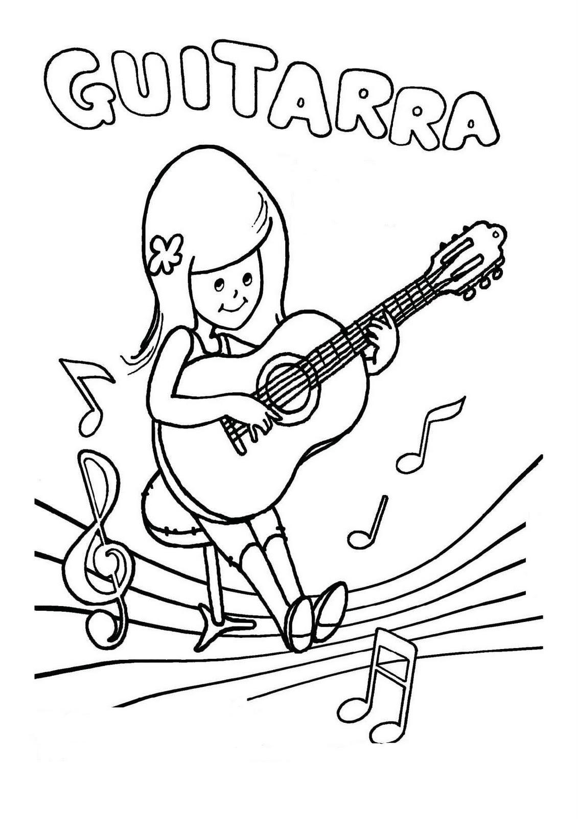 Mi coleccin de dibujos Dibujos de instrumentos msicales
