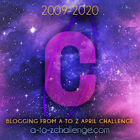 #AtoZChallenge 2020 Blogging from A to Z Challenge letter C