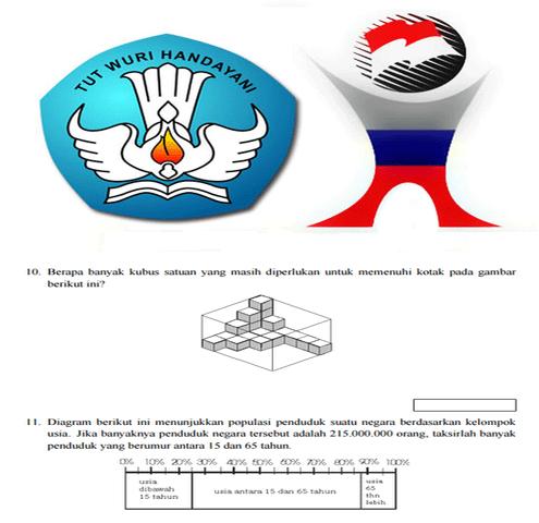 Download Contoh Latihan Soal Matematika Lomba OSN SD Tahun 2017