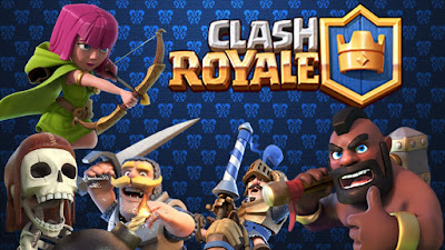 cara cheat hack clash royale