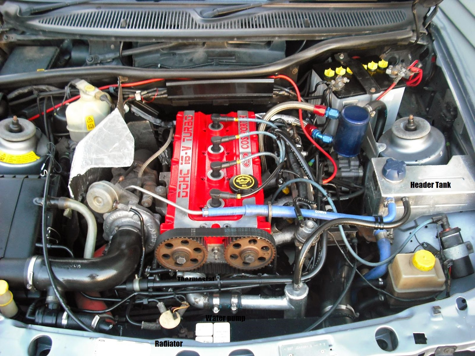 small resolution of 2wd sapphire cosworth heating cooling the ford sierra cosworth cooling system
