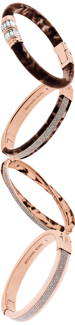 Michael Kors Assorted Bangles