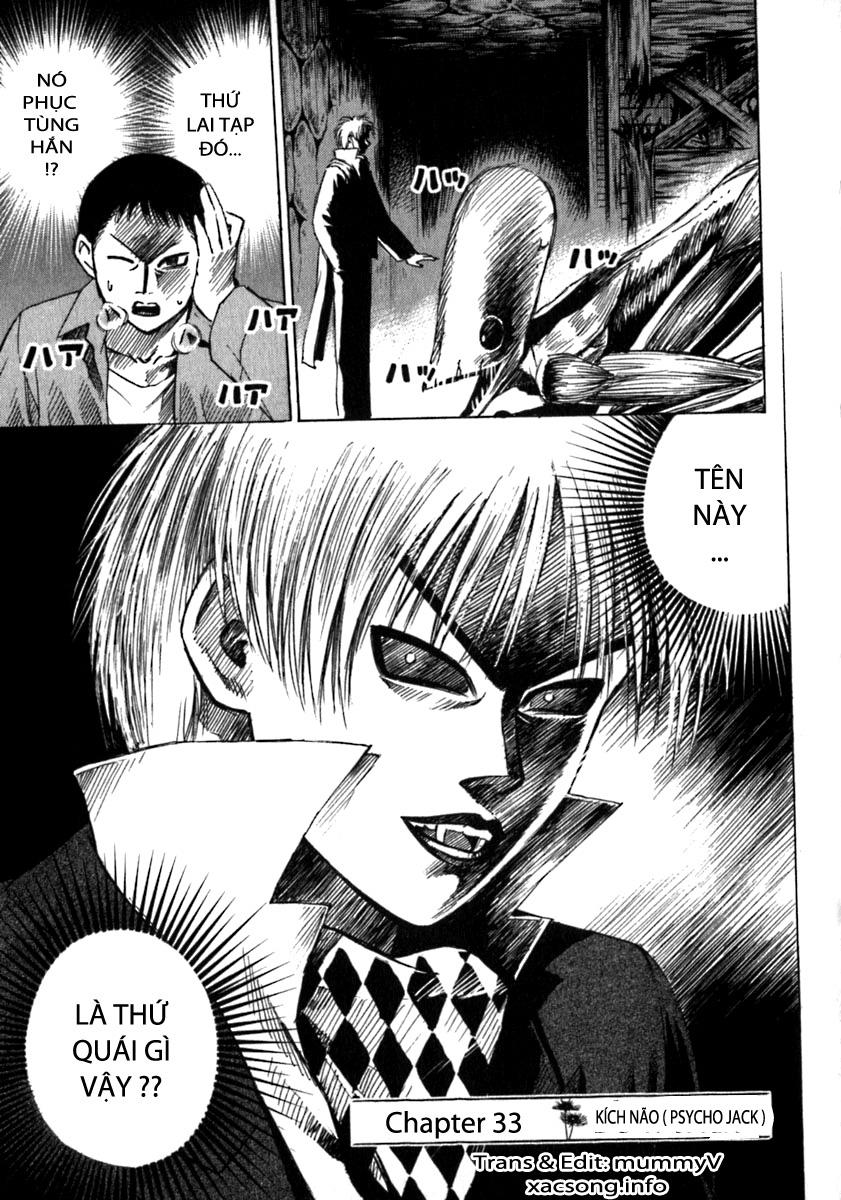 Higanjima chapter 33 trang 1