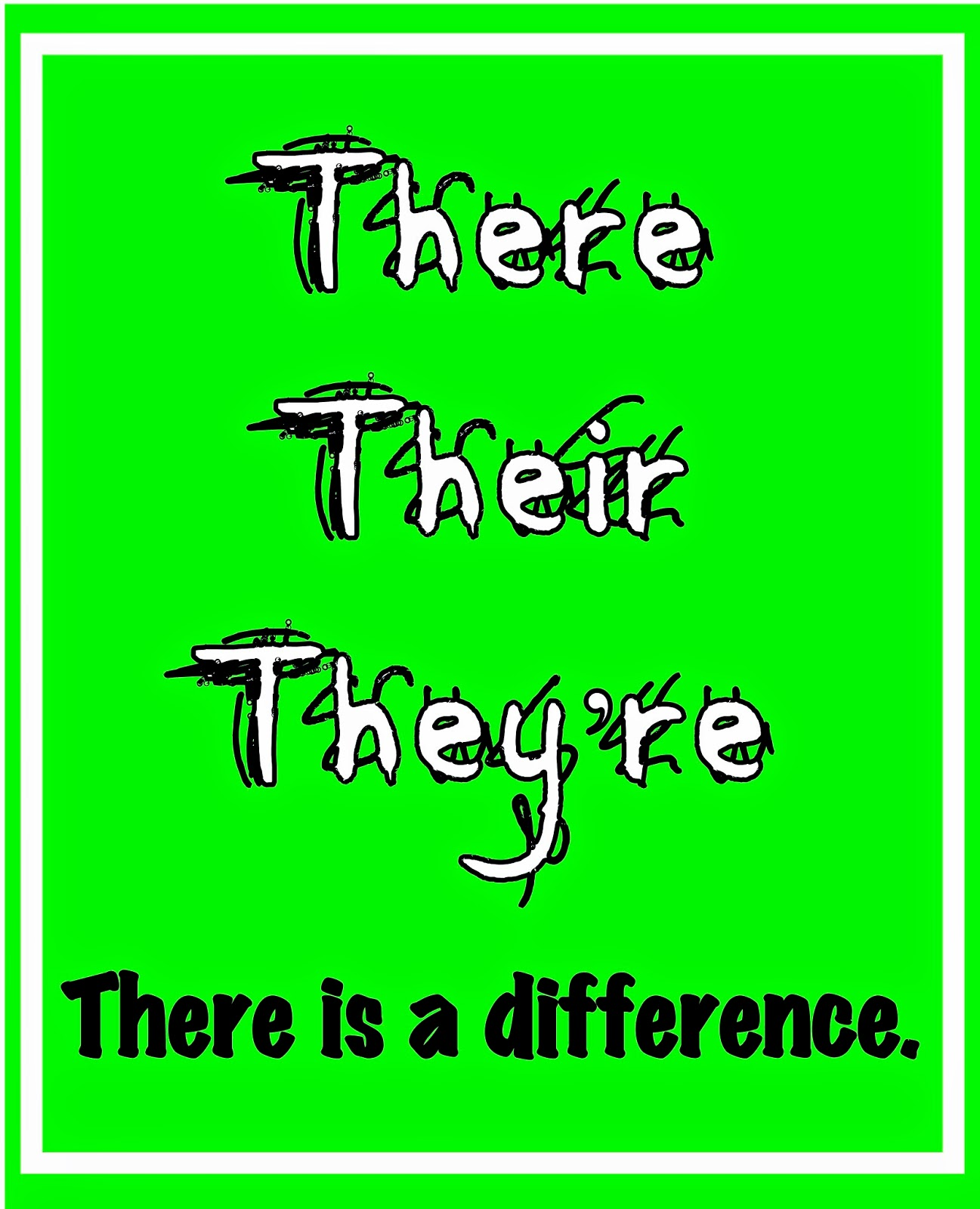 Funny Posters for the English Classroom | <!--Can't find