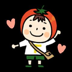 Tomato Boy ( Nice to meet you)