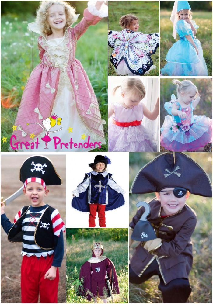 Great Pretenders Dress Up Costumes