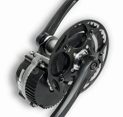 ElectricMountainBikes com: Sunstar e-bike kit