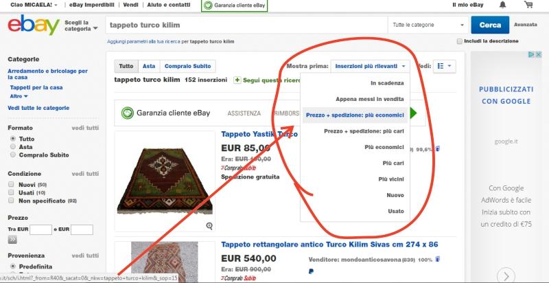 Come acquistare oggetti per la casa su ebay senza for Oggetti per la casa economici