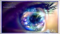 Oczy zwierciadłem Duszy - Kosmos w Oczach