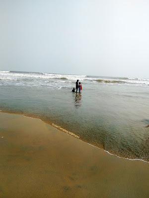 Hamsaladeevi Beach