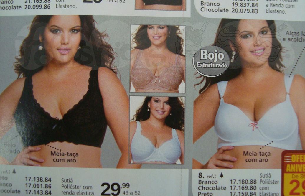 a199cecc4 Roupa e lingerie PLUS SIZE na Revista Hermes!