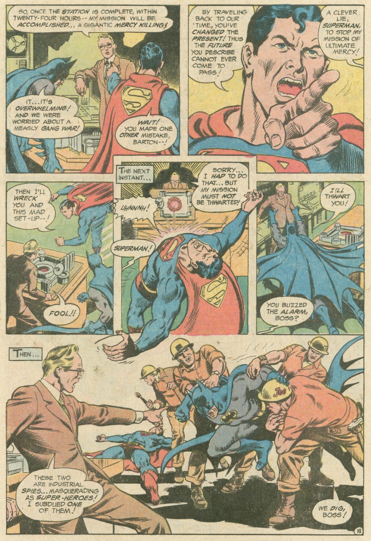 Read online World's Finest Comics comic -  Issue #244 - 25