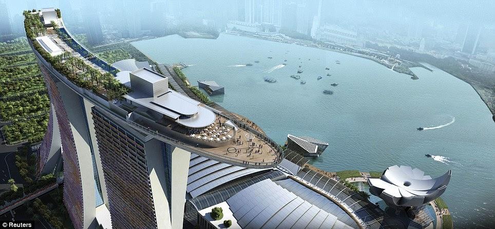 Marina Bay Sans Resort