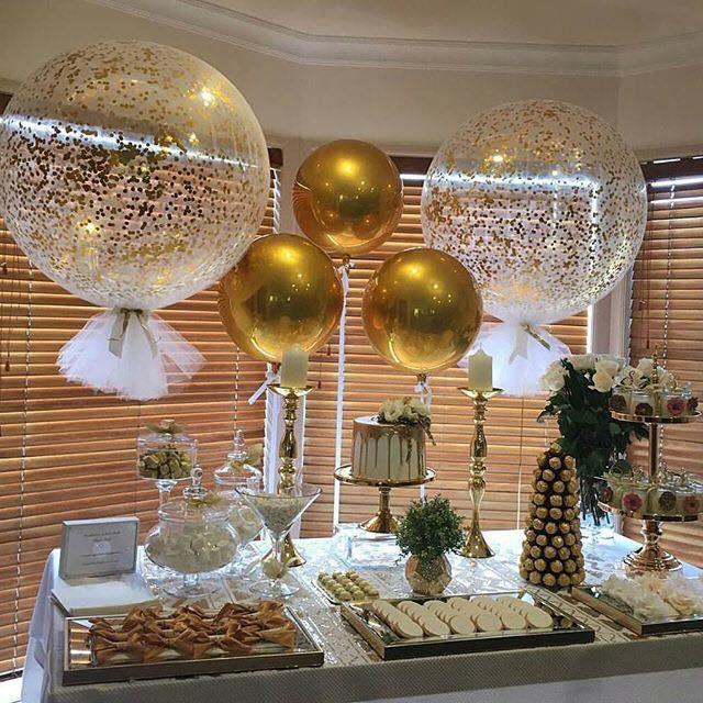 23 ideas incre bles para decorar con globos f cil y - Globos para decorar ...