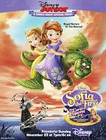 La Princesa Sofia: La maldicion de la princesa Ivy (2014) online y gratis