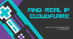 Extract Real IP Address Of Server Behind Cloudflare - Hacker