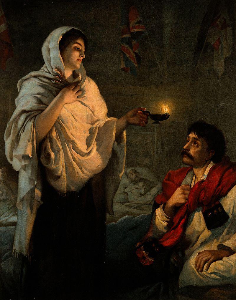 Encyclopedia of Trivia: Florence Nightingale