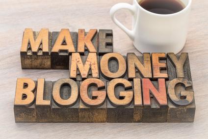 comment gagner de l'argent avec blog cuisine