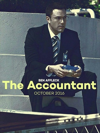 The Accountant 2016 English Movie Download