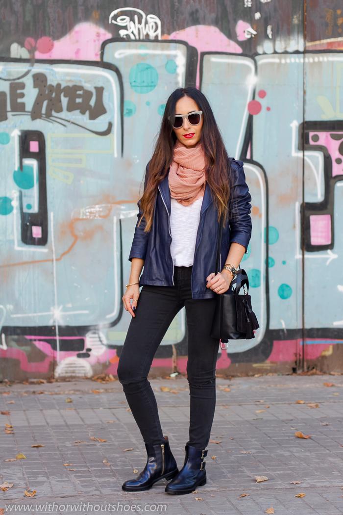 BLogger de Valencia de moda belleza lifestyle con ideas de looks comodos para vestir