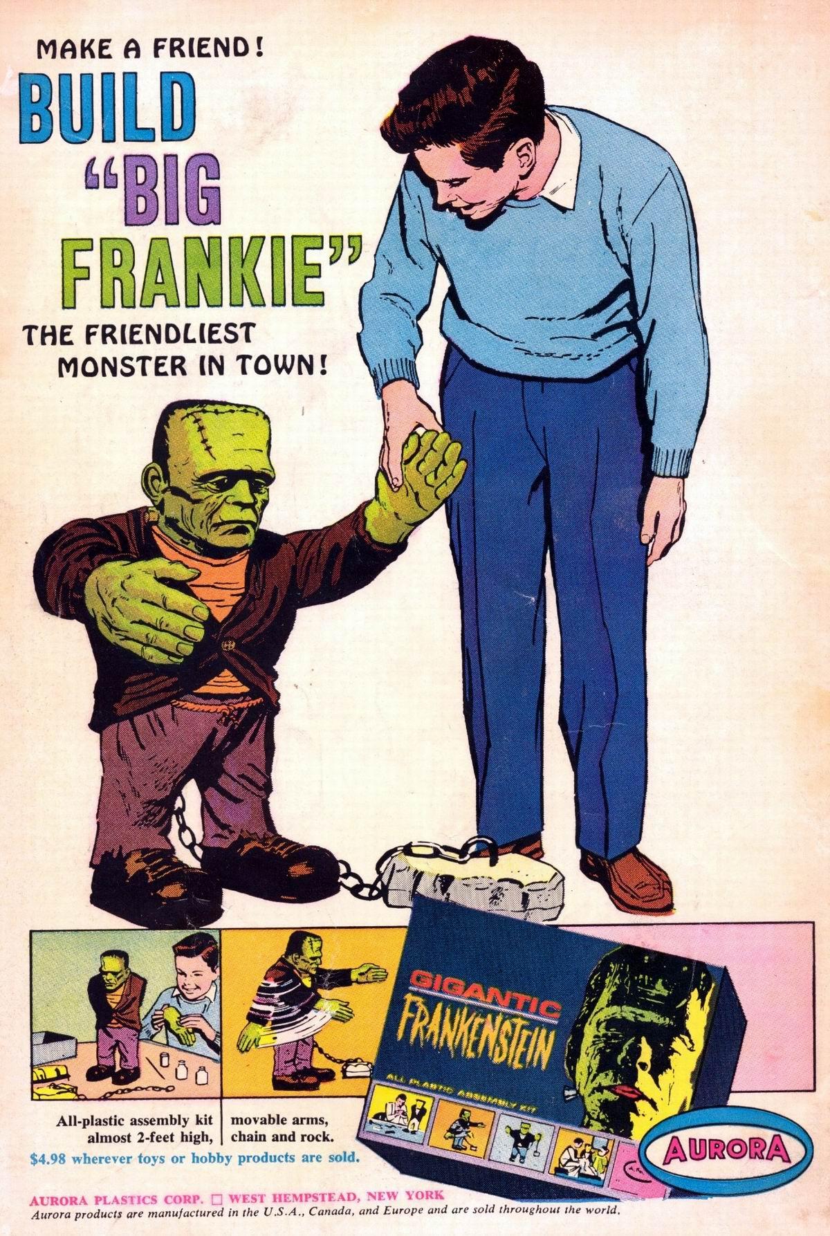 Strange Adventures (1950) issue 173 - Page 36