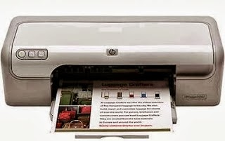 Download Printer Driver HP Deskjet D2466