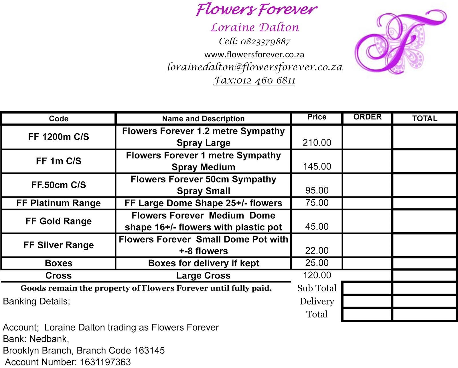 Florist Wedding Contract Template - Unique Wedding Ideas