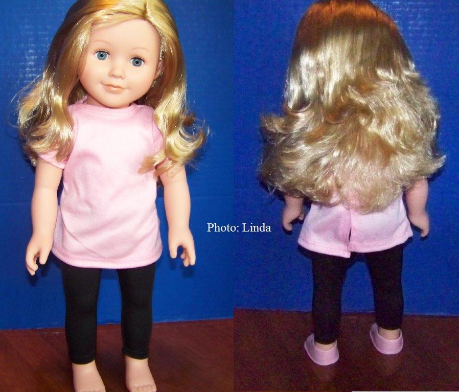 Modern Girls Kaylee Doll by Creatology