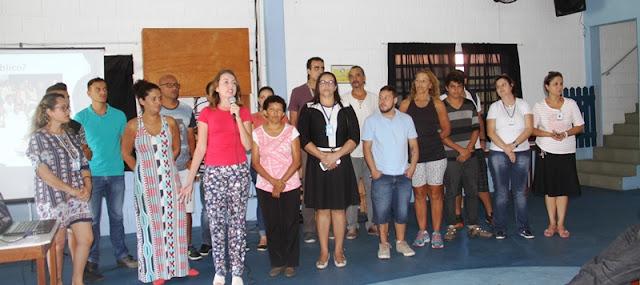 Integração na área social foi tema de encontro na Ilha Comprida