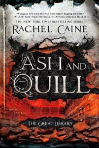 Ash and Quill Cover