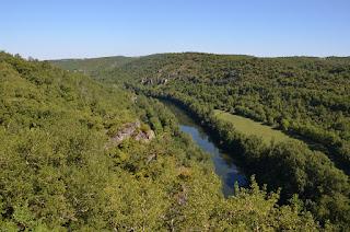 El riu Aveyron