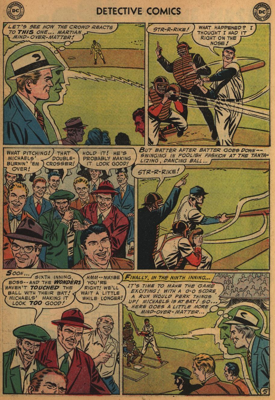 Read online Detective Comics (1937) comic -  Issue #226 - 31