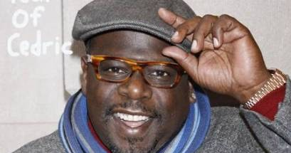 Photo: Cedric The Entertainer welcomes his first ...