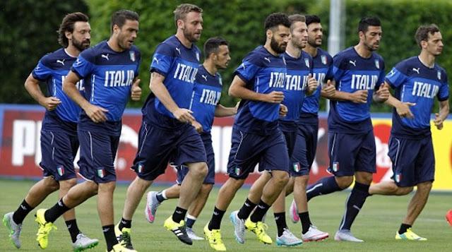 Italia vs Skotlandia