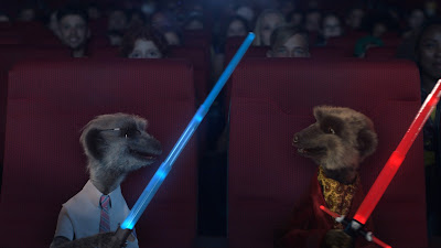 The Last Jedi, comparethemarket.com